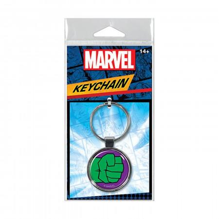 Hulk Fist Keychain