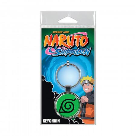 Naruto Leaf Village Keychain