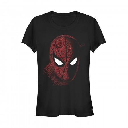 Spider-Man: Far From Home Tech Pattern Women's T-Shirt