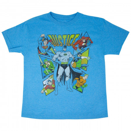 Justice League Group T-Shirt