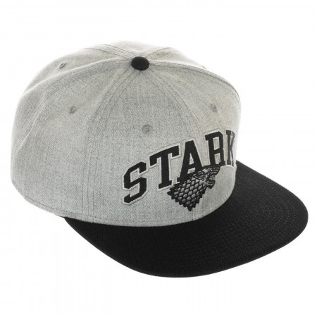 Game of Thrones Stark Collegiate Snapback