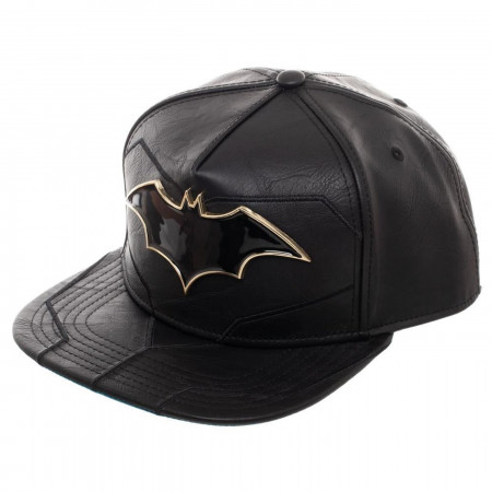 Batman Rebirth Suit Up Snapback Hat