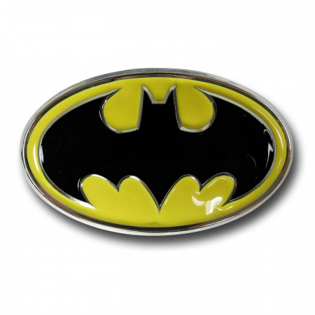 Batman Belt Buckle Bat Symbol