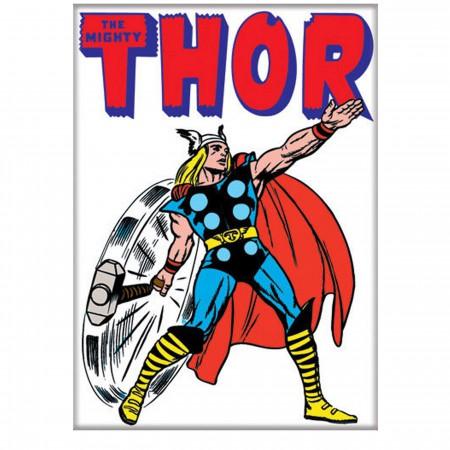 Thor Swinger White Magnet