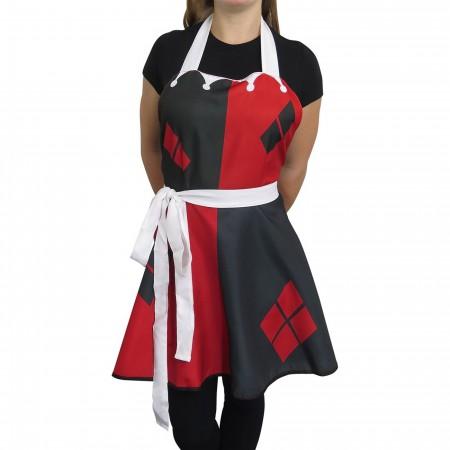 Harley Quinn Fashion Apron