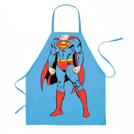 Superman Kids Cooking Apron
