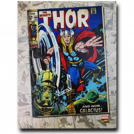 Thor Cosmic Artwork Canvas