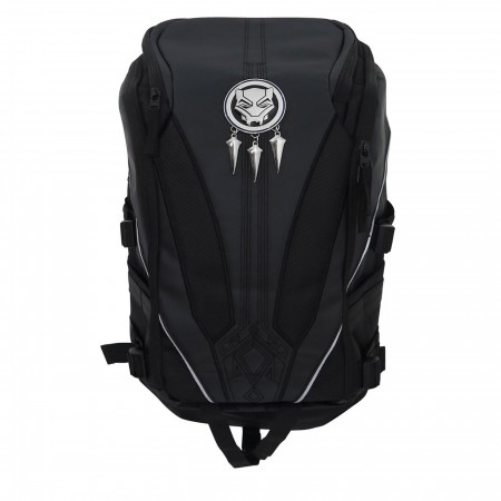 Black Panther Movie Symbol Laptop Backpack