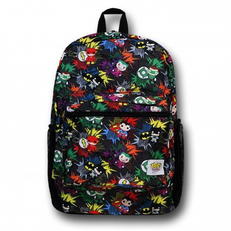DC Funko Superheroes Backpack
