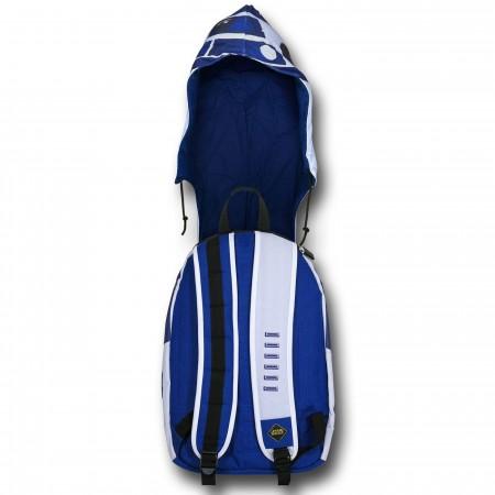 Star Wars R2D2 Hooded Backpack