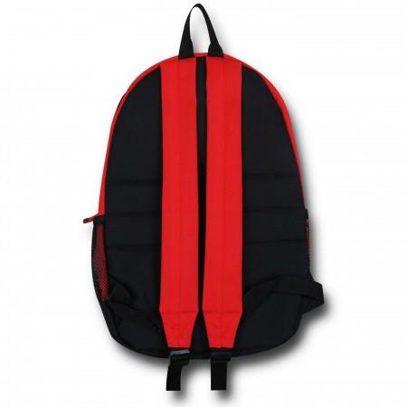 Deadpool Face Backpack