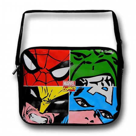 Marvel Face-Off Messenger Bag
