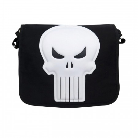Punisher 3D Messenger Bag