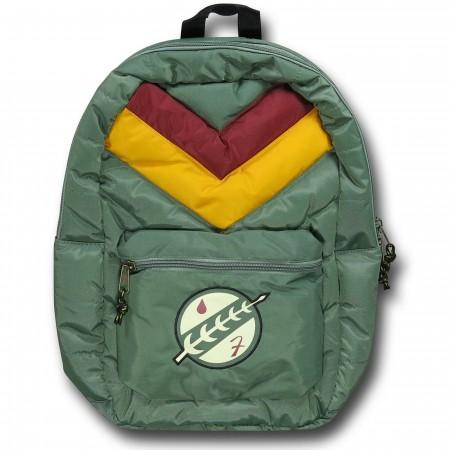 Star Wars Boba Fett Stripe Backpack