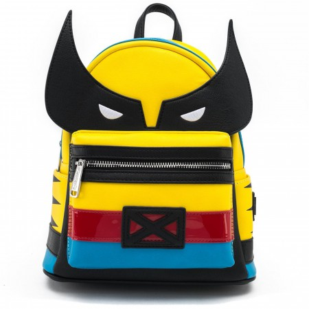 X-Men Wolverine Cosplay Mini Backpack