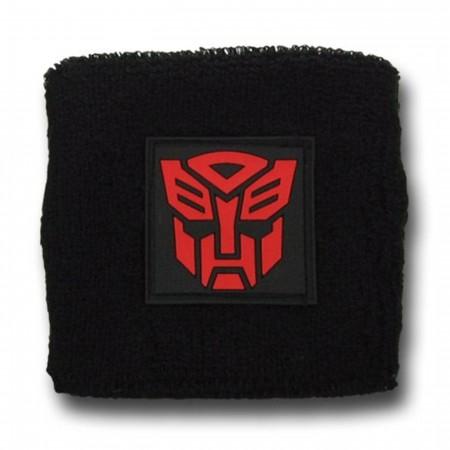 Transformers Autobot Symbol Wrist Band