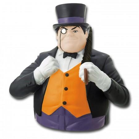 Penguin Bust Bank