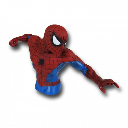 Spiderman Spider Sense Bust Bank