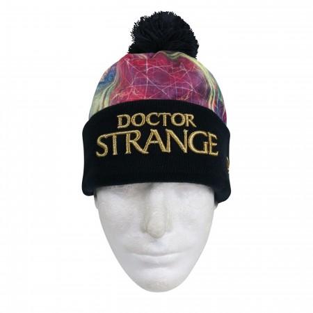 Dr. Strange Magic Symbol Beanie