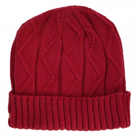 Flash Symbol Speedforce Weave Unisex Knit Beanie