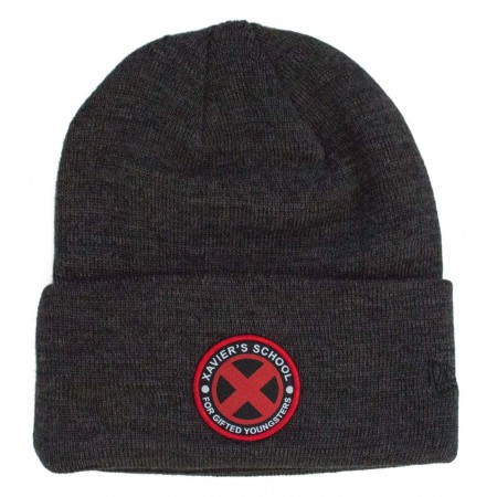 X-Men Xavier School Unisex Knit Beanie