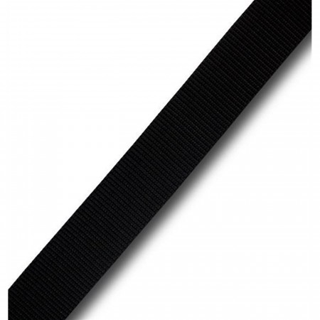 Captain America Logo Black Web Belt
