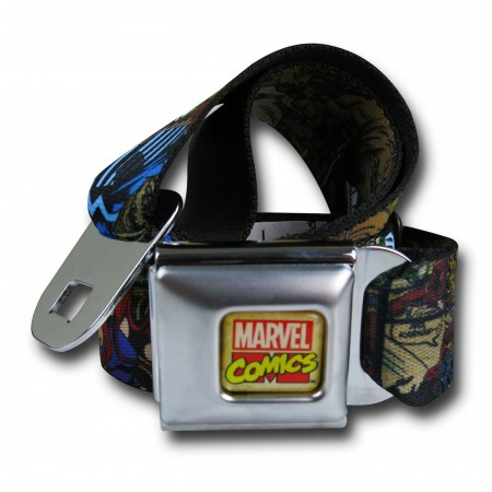 Inhumans Seatbelt Belt