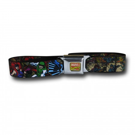 Inhumans Seatbelt Belt