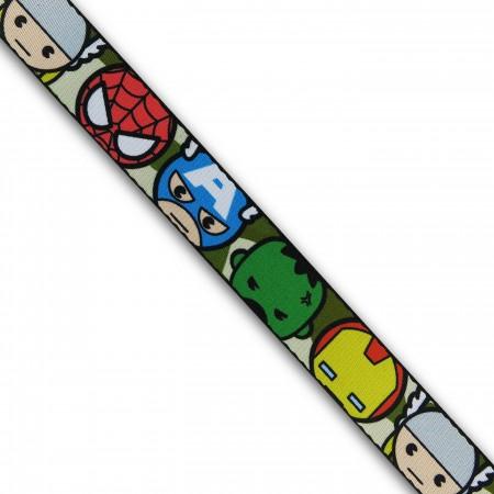 Marvel Kawaii Web Belt