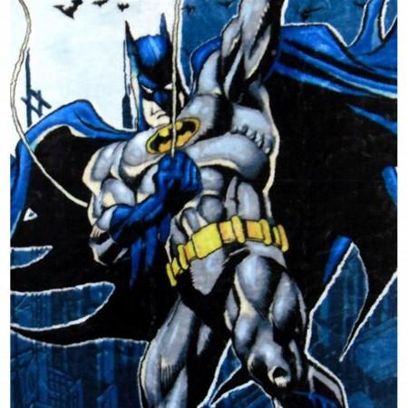 Batman Swinging Twin Blanket