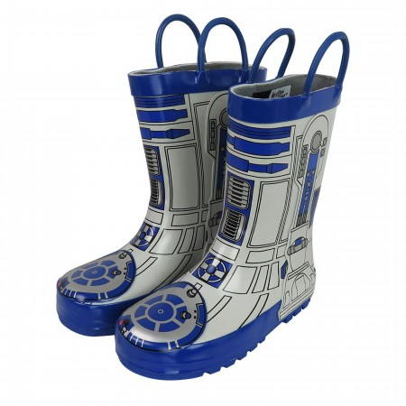 Star Wars R2D2 Kids Rain Boots