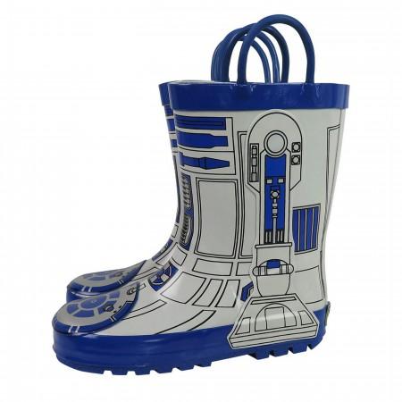 Star Wars R2D2 Kids Rain Boots