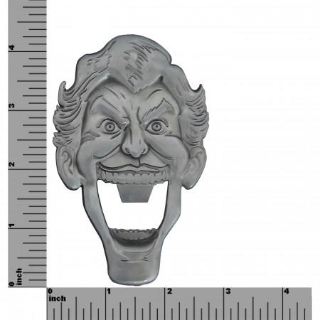 Joker Smile Metal Bottle Opener