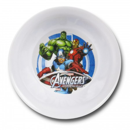 Avengers Kids Cereal Bowl