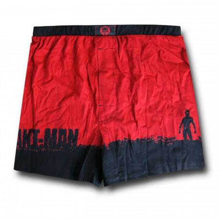 Ant-Man Silhouette Boxer Shorts