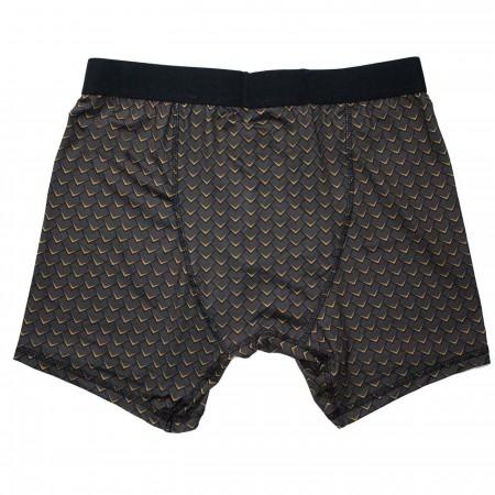 Aquaman Armor Men's Underwear Boxer Briefs