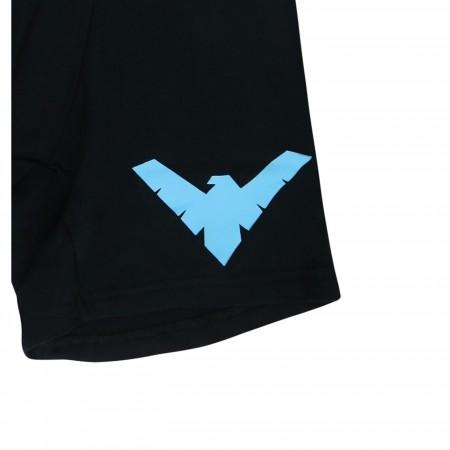 Nightwing Symbol Men's Underwear Fashion Boxer Briefs