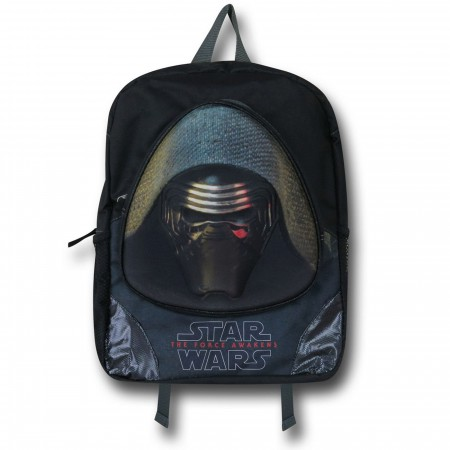 Star Wars Force Awakens Kylo Mask Backpack