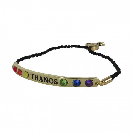 Thanos Infinity Gauntlet Pull Tight Bracelet