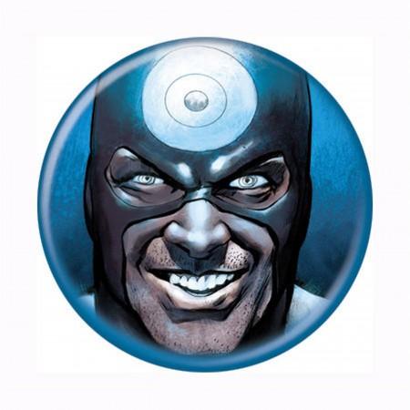 Bullseye Face Button