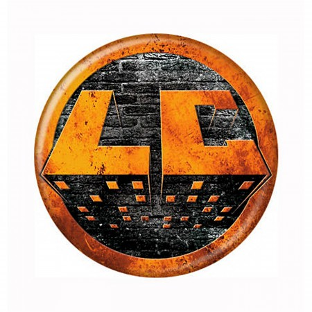 Luke Cage Icon Symbol Button