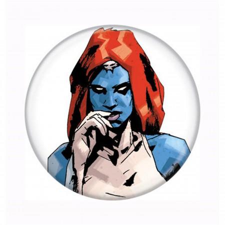 X-Men Mystique Button