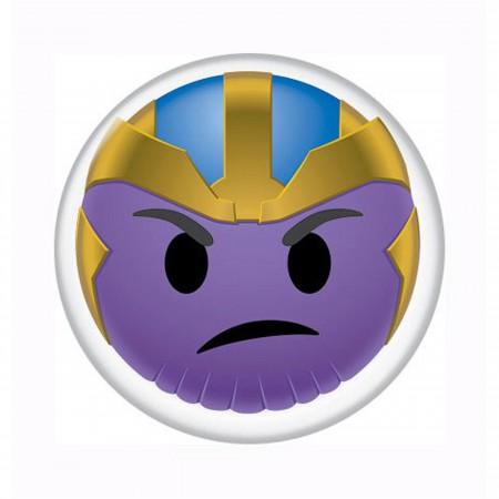 Thanos Mean Emoji Button