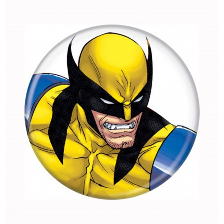X-Men Classic Wolverine Button
