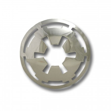 Star Wars Imperial Symbol Chrome Belt Buckle