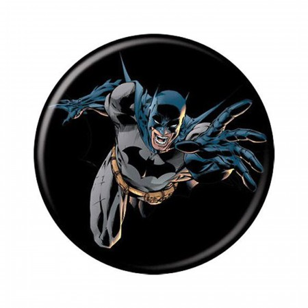 Batman Reaching from the Darkness Button