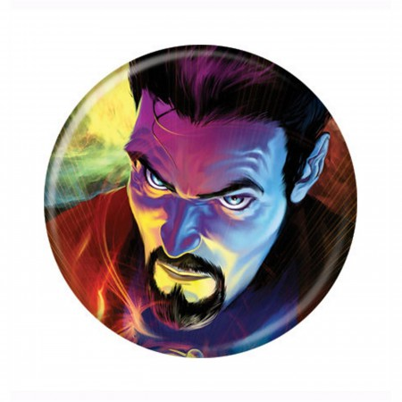 Dr. Strange Face Button