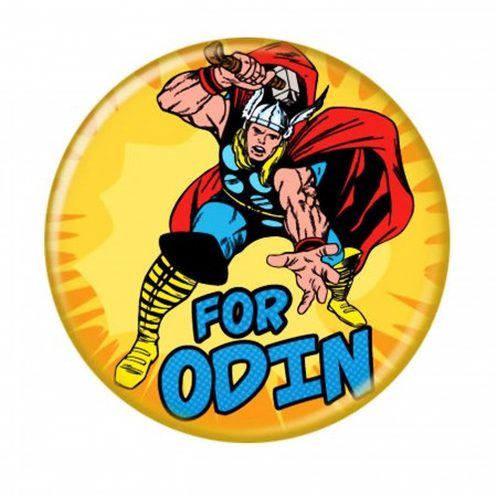Thor For Odin Button