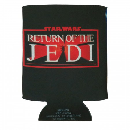 Star Wars Jedi Poster Can and Bottle Cooler