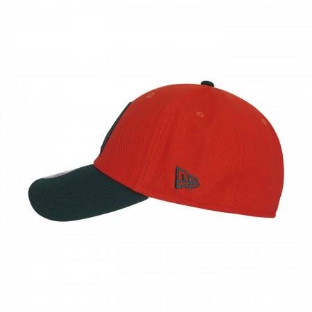 Aquaman Symbol Orange 39Thirty Fitted Hat